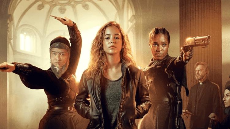 【線上看】大受歡迎的 Netflix 影集《修女戰士》!原作漫畫和改編影集的劇情差異為何?首圖