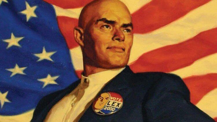 幫助高譚市重建、塑造慈善家形象!DC 漫畫裡「雷克斯路瑟」如何邁向總統之路——首圖