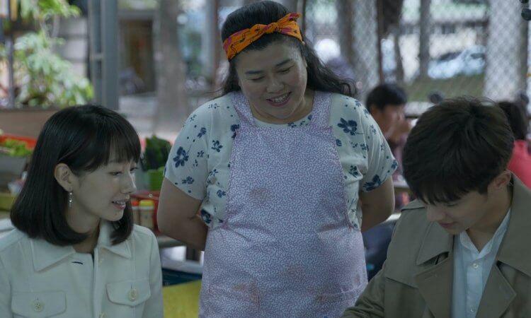 波瑠與炎亞綸主演的台日合拍連續劇《路~台灣 EXPRESS~》剛播完不久。