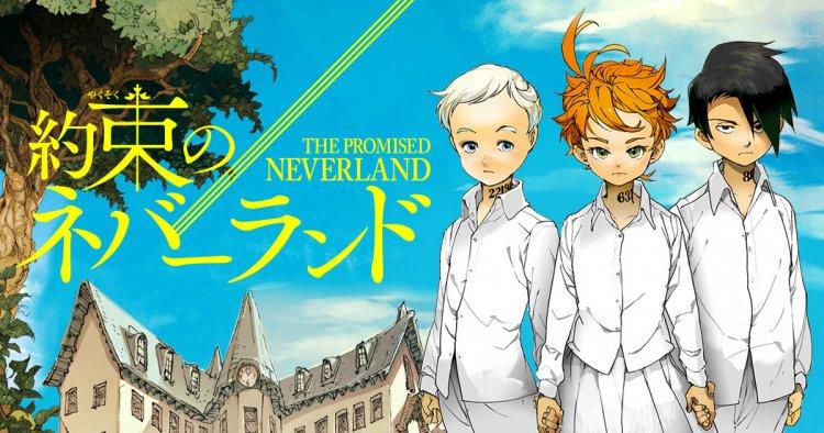 日本人氣漫畫《約定的夢幻島》已確定有同名動畫影集、日版真人電影以及 Amazon 串流平台的美劇等同名改編影劇陸續推出。