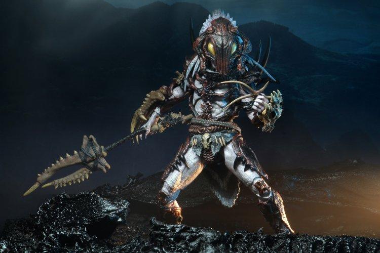 終極戰士玩具「Alpha Predator」。