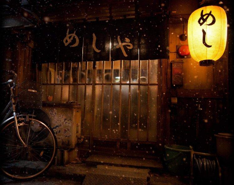 《深夜食堂》