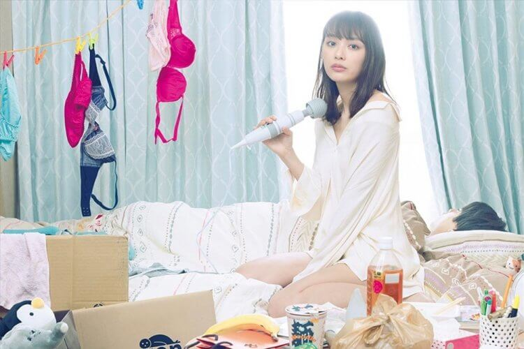 内田理央主演日劇《下輩子我再好好過》劇照。