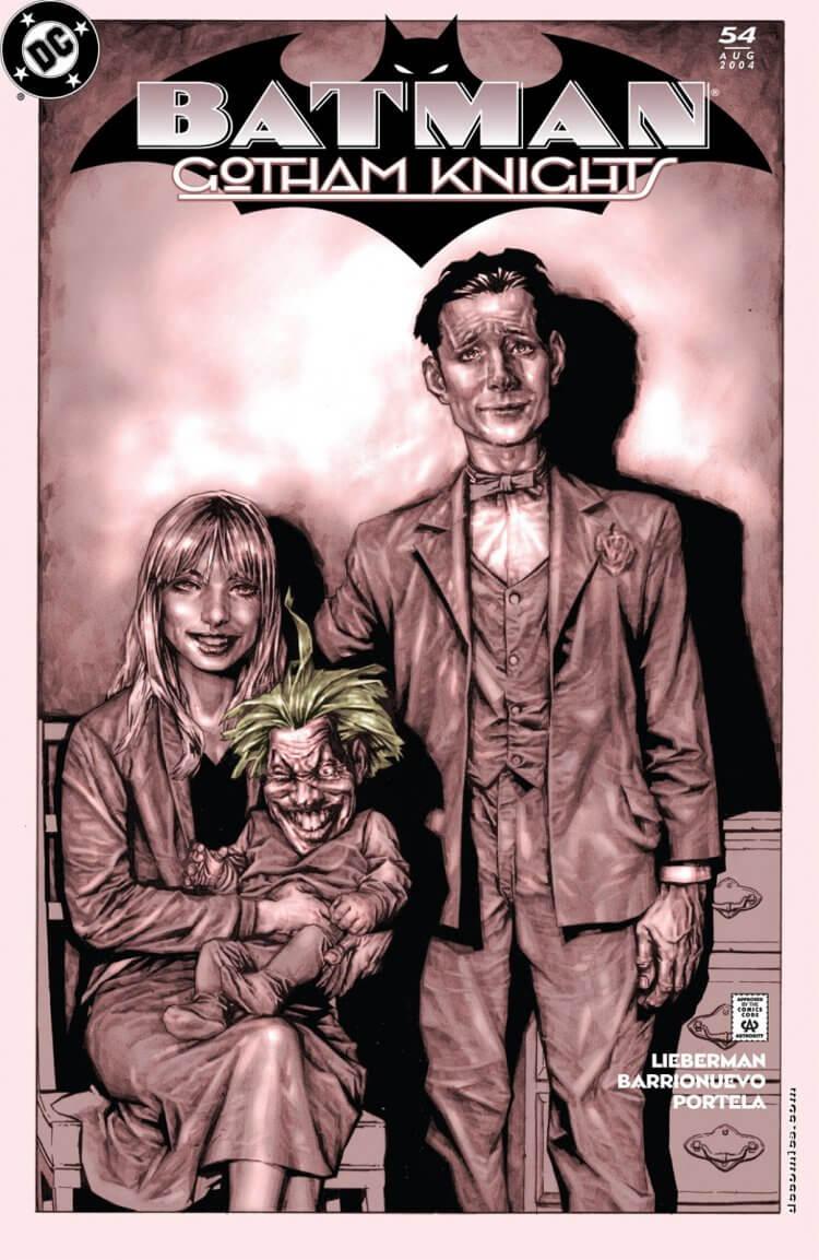DC《蝙蝠俠》漫畫封面。
