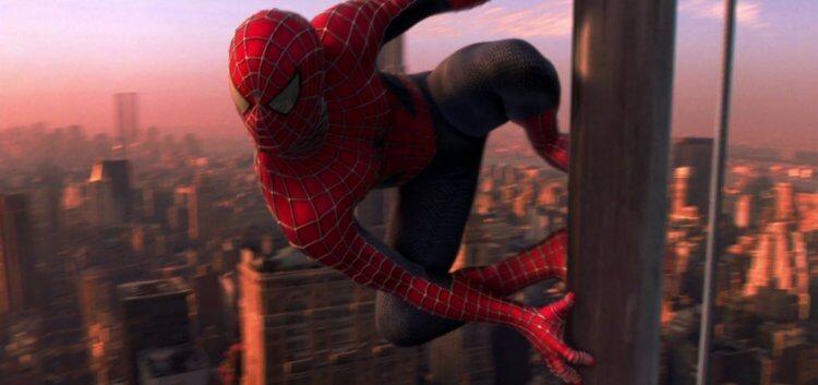 陶比麥奎爾版的《蜘蛛人》。
