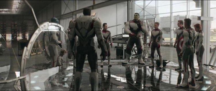 《復仇者聯盟:終局之戰》劇照。