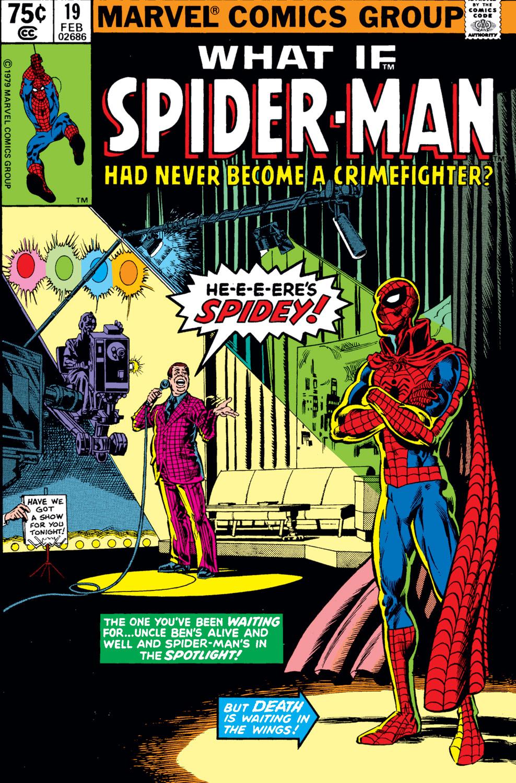 漫威漫畫《蜘蛛人》。