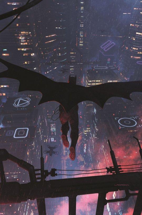 《Black Batman》。