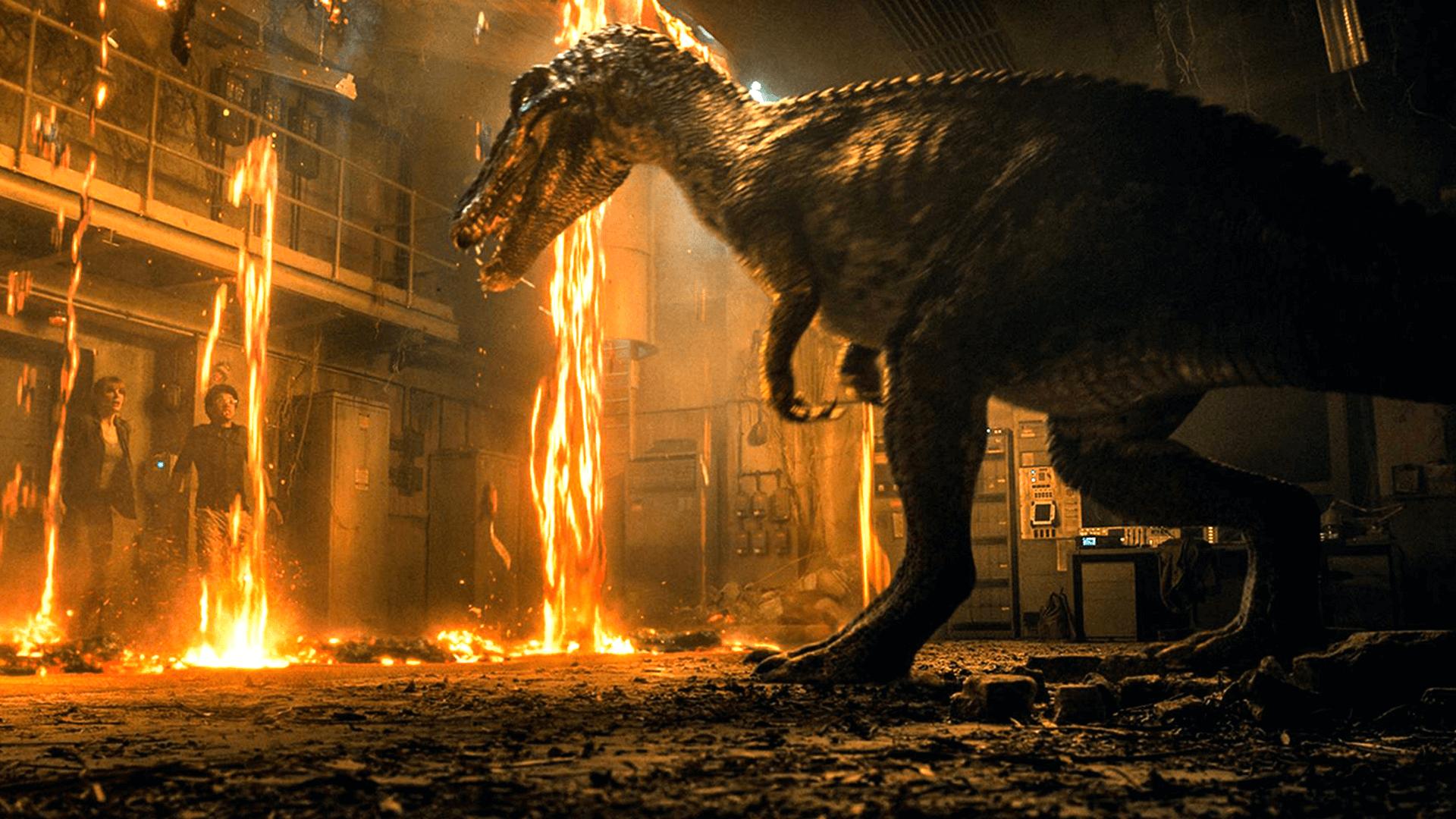 《 侏羅紀世界 : 殞落國度 》 毀滅的 恐龍 樂土 ,牠們應該得救嗎?