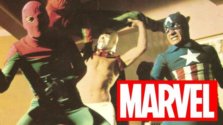 我看了啥?土耳其漫威 B 片!美國隊長竟與摔角手合作對抗犯罪頭目蜘蛛人首圖