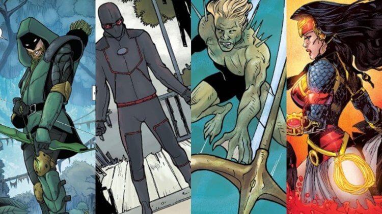雖然是精神病但沒關係!DC 滿是變態英雄的多元宇宙介紹:「綠箭俠」愛折磨人、「水行俠」愛吃人肉——首圖