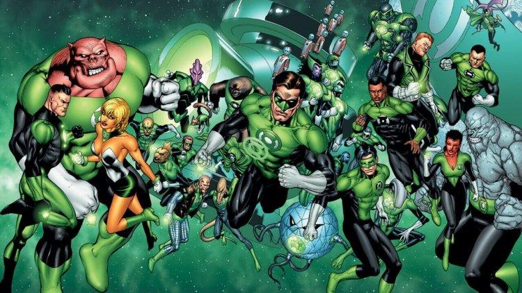 《綠光戰警》HBO MAX 影集上線前,你該認識的六位「綠光戰警」成員——首圖