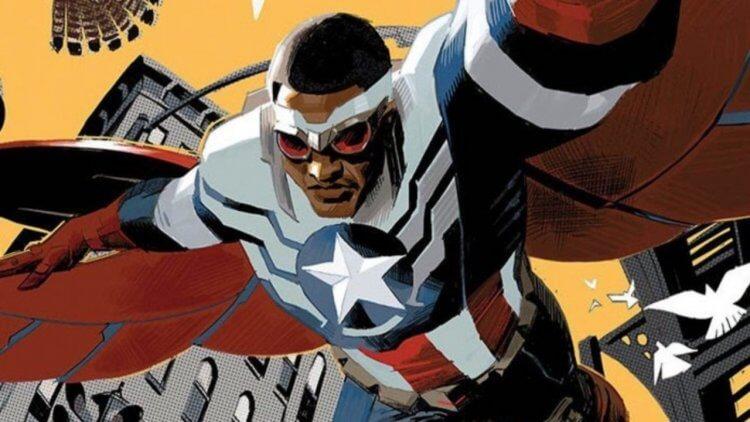 被紅骷髏折磨的男人!「獵鷹」在漫畫中是如何成為「美國隊長」的?首圖