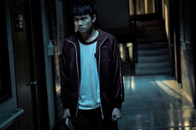 台灣電影《無聲》劇照。