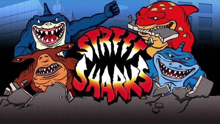 延續忍者龜熱潮之作!帶你複習 90 年代懷舊動畫《鯊魚俠》──首圖