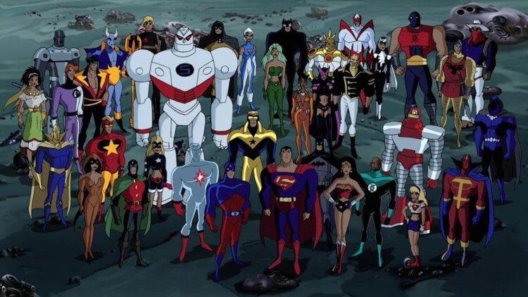 DC 動畫宇宙你懂多少?《未來蝙蝠俠》為「正義聯盟」初次登場、《正義聯盟無限》帶出更多 DC 英雄首圖