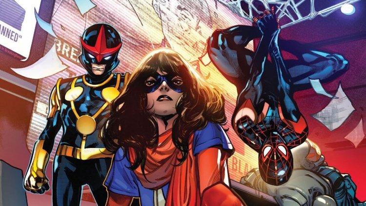 蜘蛛人二代團隊介紹!鼓勵年輕人勇於做自己、由新生代英雄們組成的「冠軍小隊」首圖