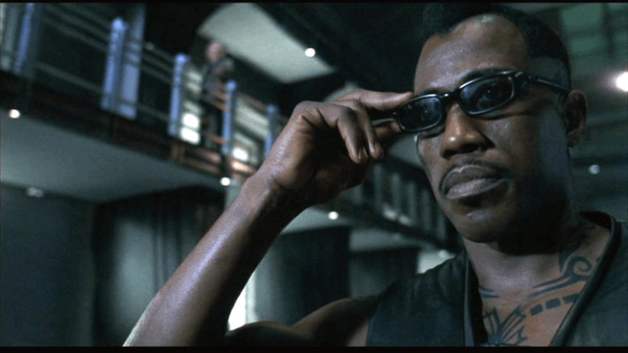 《刀鋒戰士2》(完):用黑人吸血鬼挑戰恐怖動作片的極限