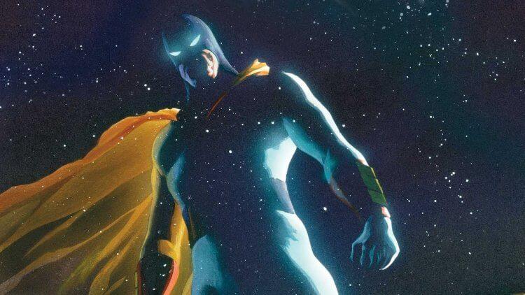 你是沒有長角的蝙蝠俠?擁有脫口秀的超級英雄《太空幽靈》介紹──首圖