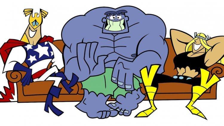 惡搞「正義聯盟」和「復仇者聯盟」的動畫?德克斯特的超級英雄卡通《正義之友》介紹首圖