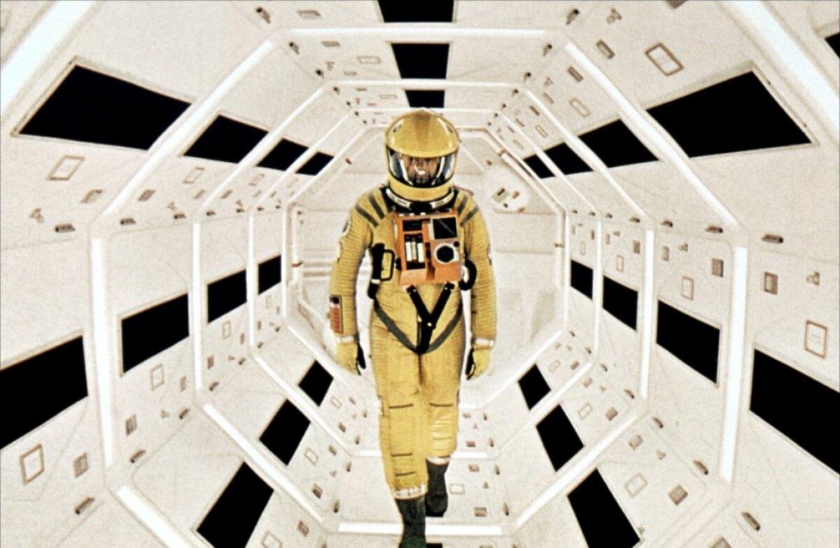 克里斯多福 諾蘭 日前在 坎城影展 談起 史丹利庫柏力克 名作《2001:太空漫遊》