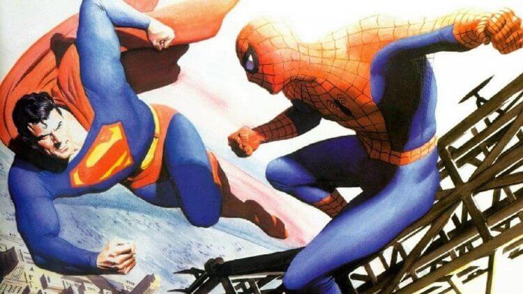 「蝙蝠俠」與「超人」差點成為漫威旗下連載?網路謠傳 Marvel 併購 DC 的幕後真相!首圖