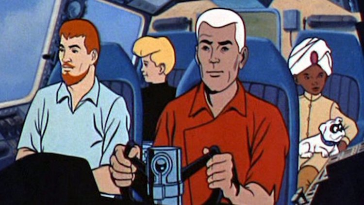 受《007》電影啟發!描述虛擬世界的動作動畫《喬尼大冒險》介紹——首圖