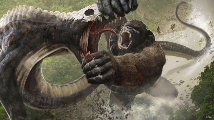 原本是「骷髏山」?帶你認識《金剛》系列「骷髏島」演變史與怪獸生態首圖