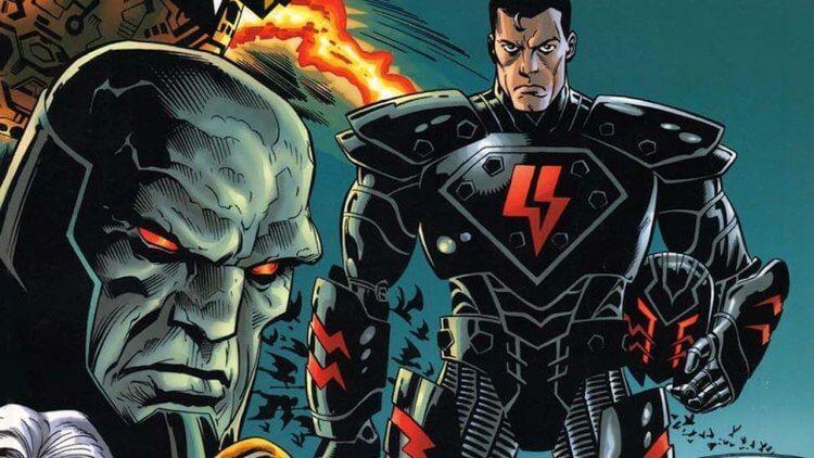 「超人」如果掉到天啟星會怎樣?凱艾爾被達克賽德收養的 DC 漫畫《Superman: The Dark Side》劇情介紹首圖