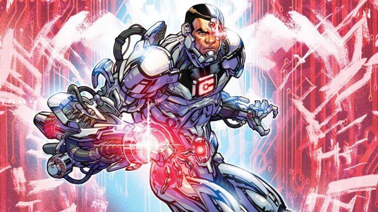 有血有肉的刻畫!《查克史奈德之正義聯盟》中的生化超級英雄「鋼骨」介紹——首圖