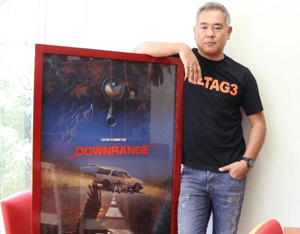 在好萊塢發展的亞裔導演 : 北村龍平 。