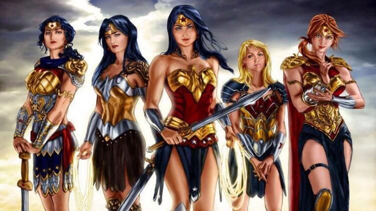 曾被海克力士奴役?《查克史奈德之正義聯盟》中擁有強大女戰士的「亞馬遜族」介紹首圖