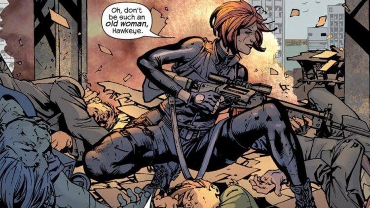 最毒黑寡婦心!漫威終極宇宙漫畫中娜塔莎曾殺死「鷹眼」老婆小孩、綁架「鋼鐵人」首圖