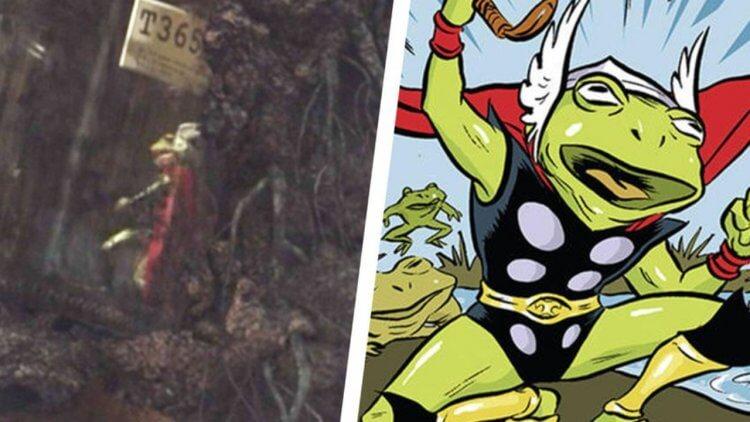 《洛基》影集「索爾蛙」漫畫介紹!曾是「星際阿斯嘉特攻隊」一員,能舉起雷神之錘的他究竟何方神聖——首圖