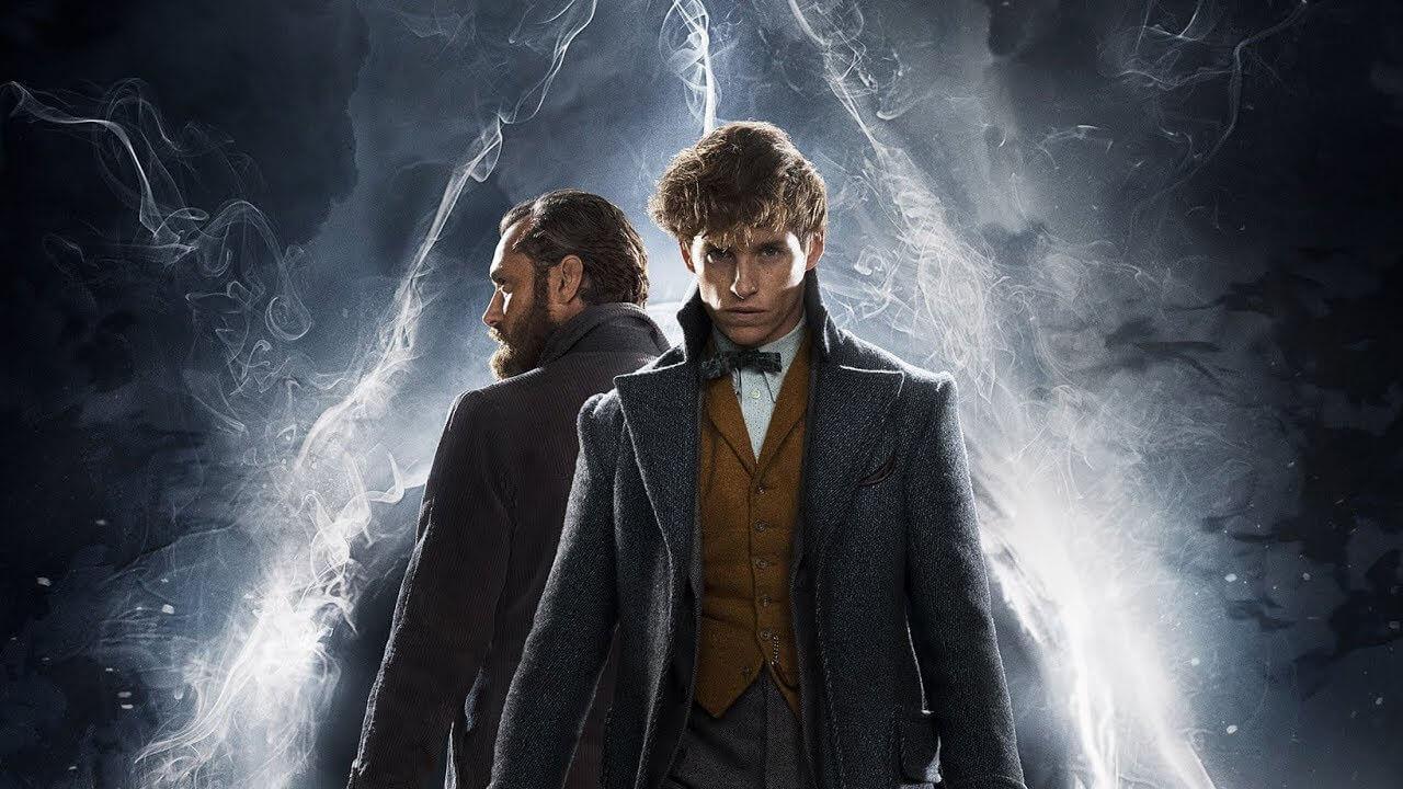 J. K. 羅琳 小說作品改編, 怪產 續集電影《 怪獸與葛林戴華德的罪行 》 將於11月上映。
