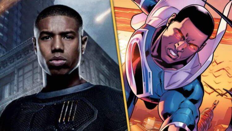 麥可B喬丹製作的超人電影主角是誰?2 號地球的黑超人「法爾佐德」首圖