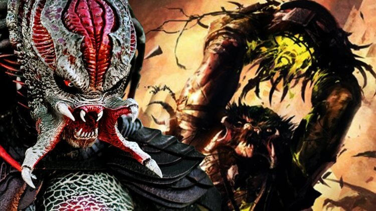 終極戰士「壞血」階級盤點:屠戮為樂、狩獵同胞的流放者,一覽漫畫與電影中的瘋狂存在——首圖