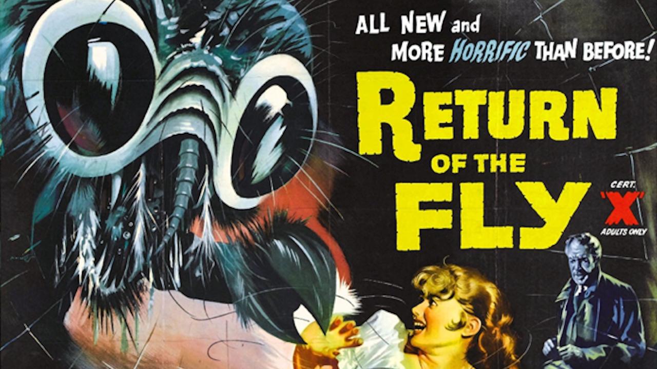 【專題】經典科幻恐怖片《變蠅人》The Fly ( 3 ):《變蠅人重生》票房巨星的坎坷回歸路首圖