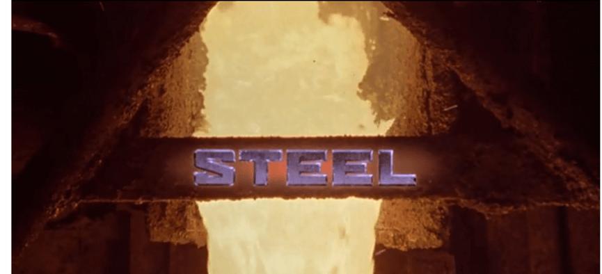 1997 年華納影業推出的超級英雄電影《鋼鐵悍將》。