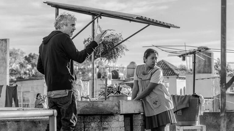 《羅馬》是 Netflix 第一次與 艾方索柯朗 合作的電影。
