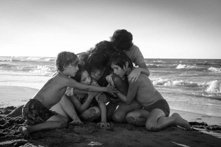 艾方索柯朗導演作品:《羅馬》。