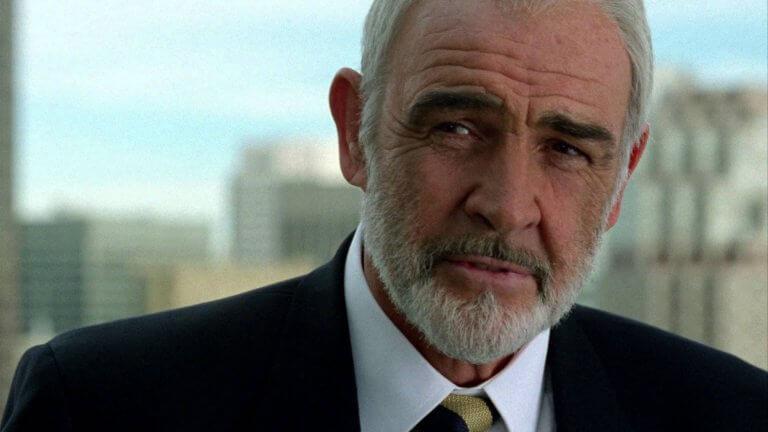 曾擔任第一代「007」的史恩康納萊在《絕地任務》中的劇照。