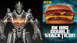 為了彌補傷害,而研發出雙層犇牛堡!你知道「漢堡王」是變形金剛發明的速食品牌嗎?