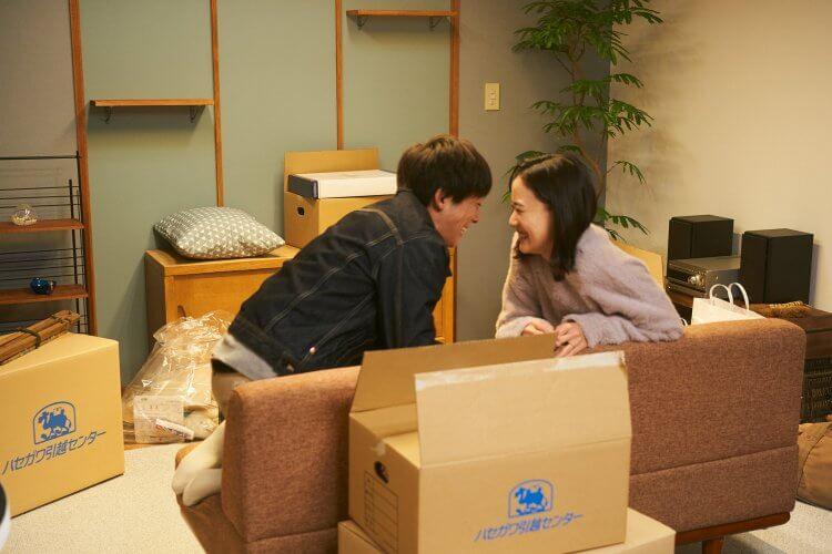 《愛情人形》由高橋一生及蒼井優主演,飾演一對對彼此都有所「隱瞞」的夫妻。