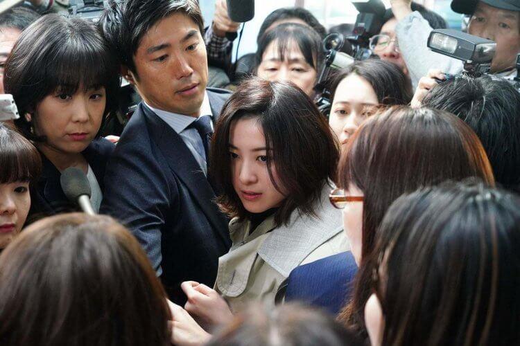 由吉高由里子主演的日劇《不知道也無妨》(知らなくていいコト)。