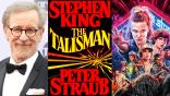 《怪奇物語》奇幻版!史蒂芬金穿梭異次元神作《魔符》,終將由史匹柏與達夫兄弟製作成網飛影集