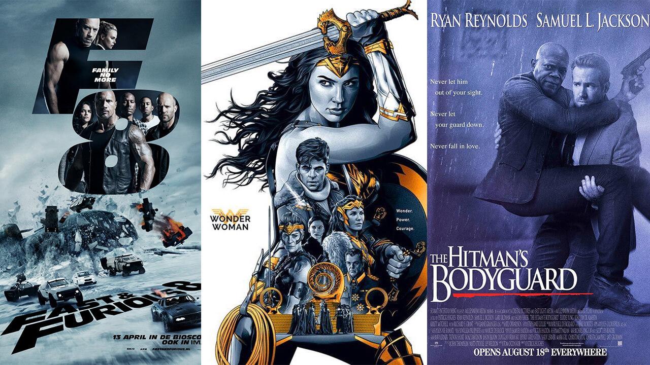 《鮮血與爆炸的年度回顧》2017年八部最佳動作電影(上)