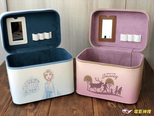 7-ELEVEN 《冰雪奇緣 2》(Frozen 2) 集點活動:化妝箱