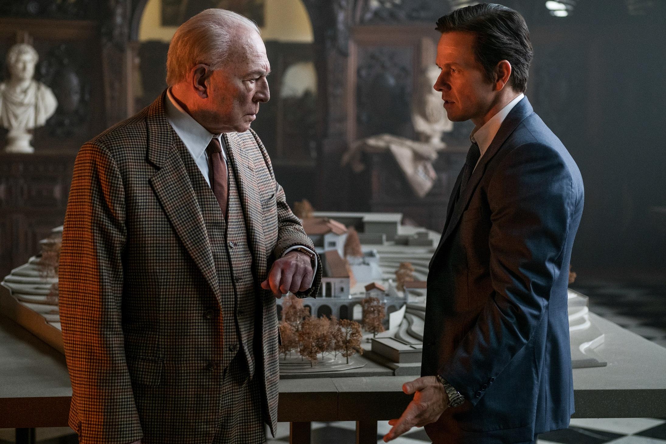 《金錢世界》破奧斯卡紀錄 僅拍9天入圍最佳男配角 克里斯多夫再獲肯定