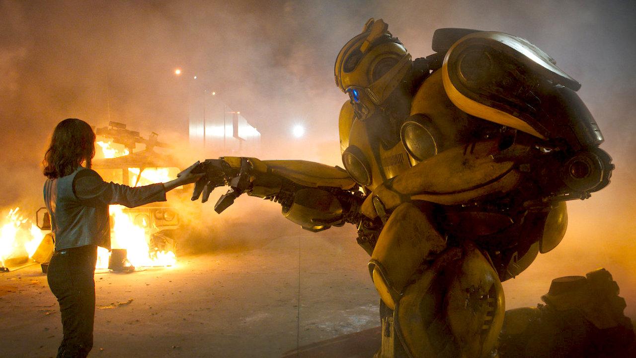 《大黃蜂》首波評價出爐!變形金剛系列近期最動人的故事首圖